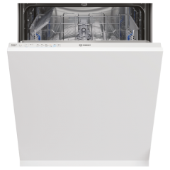 Indesit DIE2B19UK 13 Place Integrated Full Size Dishwasher
