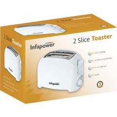 Infapower X551 2 Slice Toaster