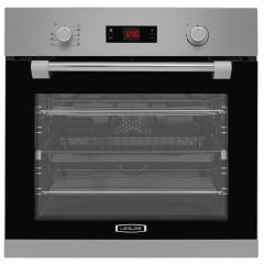 Leisure POIM52300XP Single Multi-Function Oven With Pyrolytic Self-Cleaning S/Steel