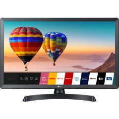 LG 28TN515S GRADED 28` HD Ready Led Smart TV Netflix Prime Freeview HD