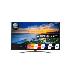 LG 65NANO866NA 65` 4K Uhd Nanocell Smart TV - A+ Energy Rated