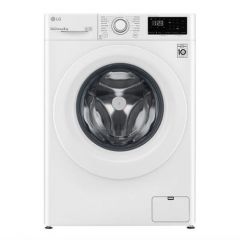 LG F4V308WNW 8Kg 1400 Spin Washing Machine A+++ Rated