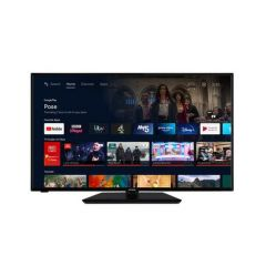 Linsar GT43UHDLUXE 43`` 4K Uhd Smart TV With Dolby Vision And Dts