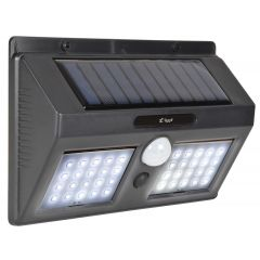Lyyt 154.843UK 40 Led Solar Security Light With Motion Sensor Ip44 Rated