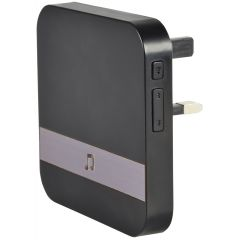 Mercury 350.030UK Smart Wi-Fi Plug-In Door Chime
