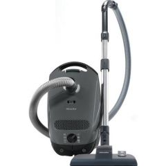 Miele C1POWERLINE Bagged Vacuum Cleaner-Graphite Grey