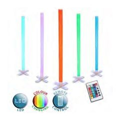 Minisun 17778 1M Colour Changing Led Light Tube With Remote