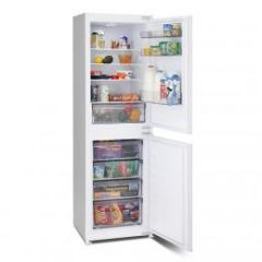 Montpellier MIFF5051F 50/50 Fost Free Fridge Freezer Built In