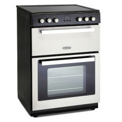 Montpellier RMC61CX 60Cm Stainless Steel Ceramic Electric Range Cooker