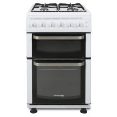 Montpellier TCG50W 50Cm Twin Cavity Gas Cooker