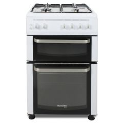 Montpellier TCG60W 60Cm Twin Cavity Gas Cooker