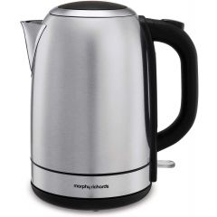 Morphy Richards 102779 Equip Stainless Steel Jug Kettle