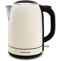 Morphy Richards 102781 Equip Stainless Steel Cream Jug Kettle