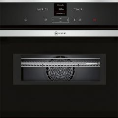 Neff C17MR02N0B Built-In Combination Microwave Stainless Steel