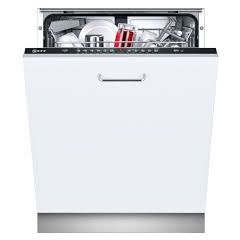 Neff S513G60X0G Fully Integrated Dishwasher - Black Control Panel - A++ Rated