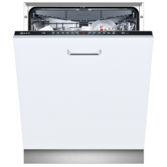 Neff S513N60X2G 60Cm Built In Dishwasher - Stainless Steel - A++ Energy Rated