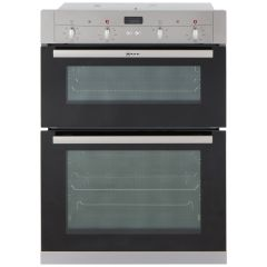 Neff U12S53N3GB Built In Double S/Steel Oven