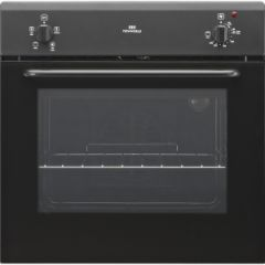 New World NW60FV Built In Black Sinlge Fan Oven