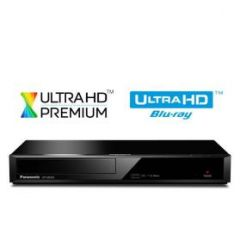 Panasonic DPUB320EBK Ultra HD Smart Blu-Ray Player