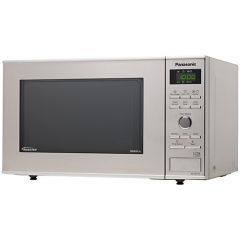 Panasonic NNGD37HSBPQ 23L, 1000W Inverter Microwave With Grill