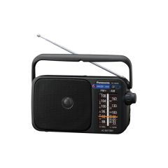 Panasonic RF2400DEBK Fm/Am Radio