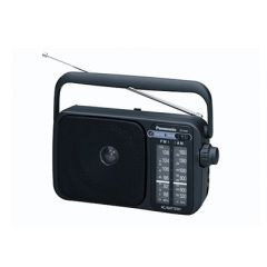 Panasonic RF2400EB9K Portable Fm/Am/Lw/Mw Radio