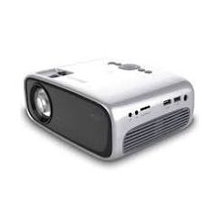 Philips NPX440/INT 80` Projector