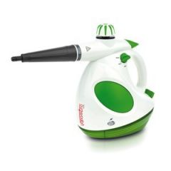 POLTI PGGB0006 Handheld Steam Cleaner - White & Green