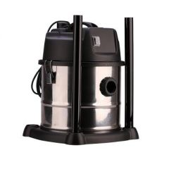 Qualtex QUAWL092 15L Cylinder Wet And Dry Vacuum Cleaner
