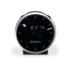 Roberts Radio ORTUS TIME Dab/Fm Radio Alarm With Large Analogue Clock Face