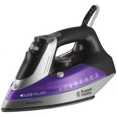 Russell Hobbs 21262 2400W 120G Shot/35G Continuous Steam Iron In Purple