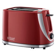 Russell Hobbs 21411 Red Mode 2 Slice Toaster