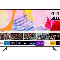 Samsung QE65Q60TAUXXU 65` Qled Smart TV - A+ Energy Rated