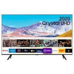Samsung UE65TU8000KXXU 65` 4K Uhd Smart TV - A+ Energy Rated