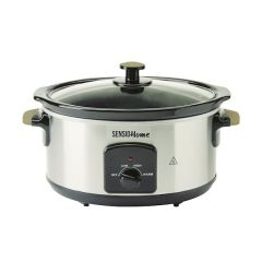 Sensio JS9928 Slow Cooker 1.5 Litre 120 Watts 3 Heat Settings