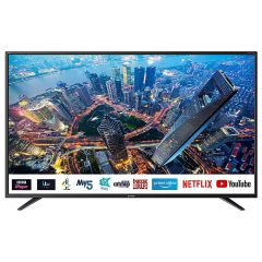 SHARP 4T-C50BJ2KE2FB GRADED 50` 4K Uhd Led Smart TV Netflix Freeview HD Freeview Play