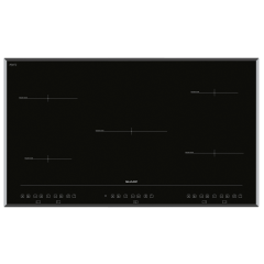 SHARP KH-9I26CT00 90Cm Induction Hob With Slider Control