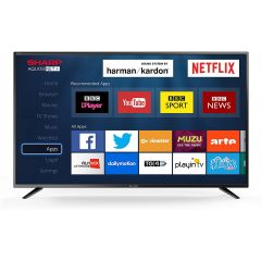 SHARP LC40CFG6021KF GRADED 40` 1080P Smart Led TV With Freeview HD