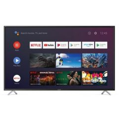 SHARP LC55CUF8472ES GRADED 55` 4K Uhd Led Smart TV Netflix Freeview HD Saorview Satellite HD USB Rec