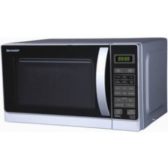 SHARP R662SLM 20 Litre 800Watt Microwave With Grill