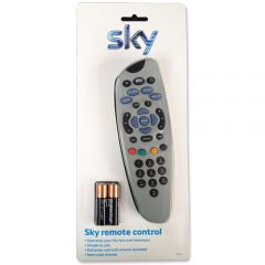 Sky SKY101NEW Standard Sky Grey Remote