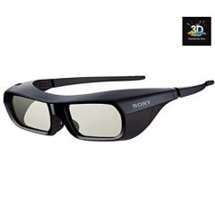 Sony TDGBR250B Rechargeable Active Shutter 3D Glasses