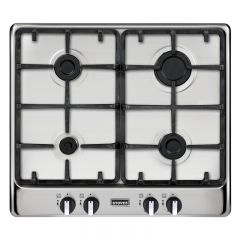 Stoves 444444397 60Cm S/Steel Gas Hob