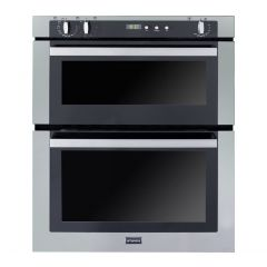 Stoves SEB700FPS S/STEEL Built Under Electric Fan Assisted Double Oven