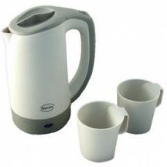 Swan SK19010N 0.5l Travel Kettle With 2 Cups