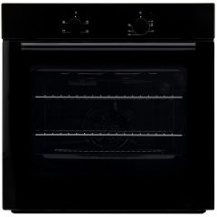 Teknix BITK60ESB Built In Single Oven Black
