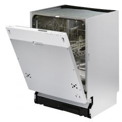 FULL SIZE, FULLY INTEGRATED DISHWASHER, 5 PROGRAMS, ENERGY CLASS A+, 2 YEAR WARRANTY