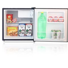 Teknix TTL1B Tabletop Fridge With Ice Box In Black, 0.49M A+ Rated