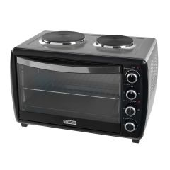 Tower T14014 42L Mini Oven With Hotplates