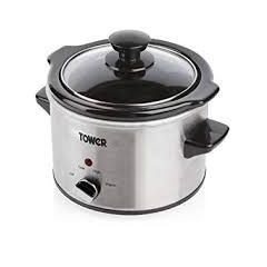 Tower T16020 1.5L Slow Cooker